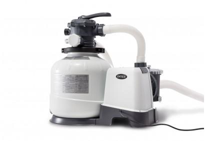 Pompa piaskowa INTEX 26648 o wydajności 8,0-10,5 tys. l/h