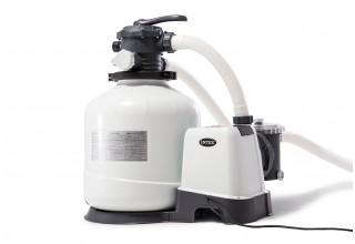 Pompa piaskowa INTEX 26652 o wydajności 9,2-12,0 tys. l/h